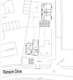 Thumbnail Land for sale in Ransom Drive, Mapperley, Nottingham