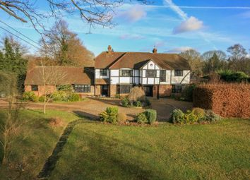 Thumbnail 5 bedroom detached house for sale in Shrubbs Hill, Chobham, Woking