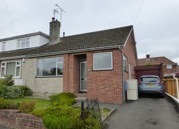 Thumbnail 2 bed semi-detached bungalow for sale in Woodstock Road, Yeovil