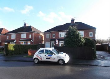 Thumbnail 3 bed semi-detached house to rent in Park Homes, Weston Park Avenue, Shelton Lock, Derby