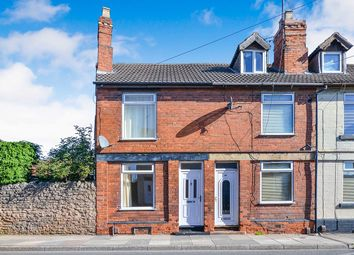 Thumbnail 2 bed terraced house for sale in Stoneyford Road, Sutton-In-Ashfield