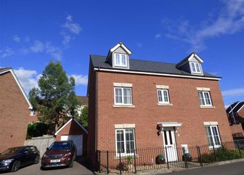 Thumbnail 6 bed detached house for sale in James Stephens Way, Chepstow