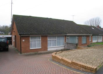 Thumbnail 2 bedroom semi-detached bungalow to rent in Northwood Lane, Bewdley