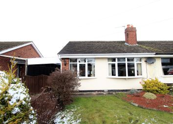 Thumbnail 2 bed semi-detached bungalow for sale in Baileywood Lane, Holme On Spalding Moor