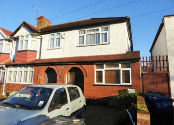 Thumbnail 2 bedroom end terrace house to rent in Lynmouth Road, Perivale, Greenford, Greater London