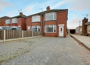 Thumbnail 2 bed semi-detached house for sale in Swinston Hill Road, Dinnington, Sheffield