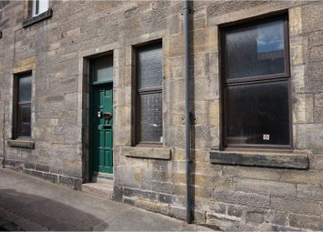 Thumbnail 2 bed flat for sale in Cross Street, Kirkcaldy