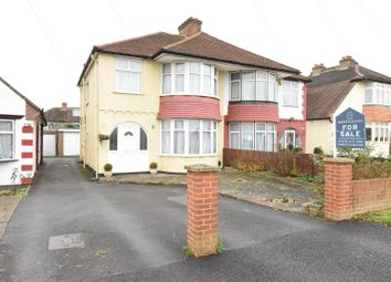 Thumbnail 4 bed semi-detached house for sale in London Road, North Cheam, Sutton