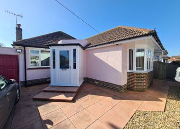 Thumbnail 3 bed detached bungalow for sale in Keymer Crescent, Goring-By-Sea, Worthing