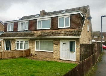 Thumbnail 3 bed semi-detached house to rent in Eastham Sands, Middlesbrough