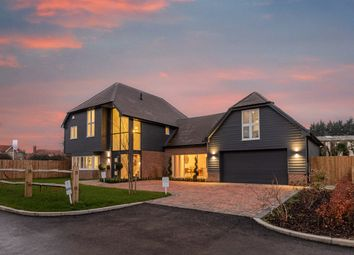 Thumbnail 5 bed detached house for sale in Warmlake Orchard, Sutton Valence, Sutton Valence