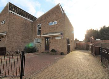 Thumbnail 3 bedroom end terrace house for sale in South Street, Peterborough