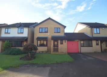 Thumbnail 3 bed link-detached house for sale in Mitford Close, Bedford