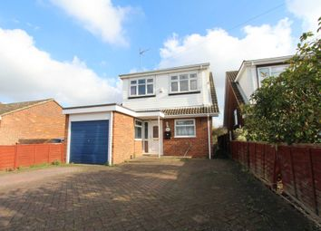 Thumbnail 4 bed detached house for sale in Ivy Road, Benfleet