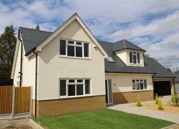 Thumbnail 4 bed detached house for sale in Hutton Grange, North Drive, Hutton, Brentwood, Essex