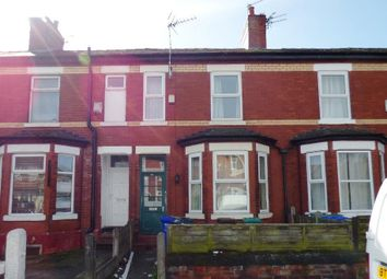 Thumbnail 4 bed detached house to rent in Old Moat Lane, Withington, Manchester