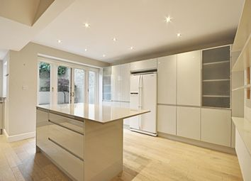 Thumbnail 4 bed terraced house to rent in Linden Gardens, Chiswick