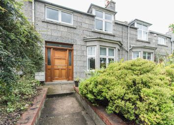 Thumbnail 3 bed terraced house to rent in Ferryhill Road, Ferryhill, Aberdeen