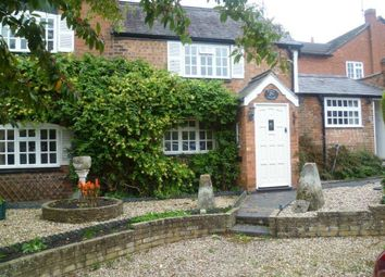 Thumbnail 2 bed cottage to rent in The Green, Leire, Lutterworth