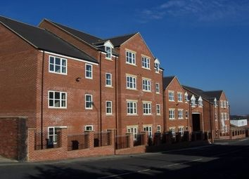 Thumbnail 2 bedroom flat to rent in Dovedale Court, Seaham