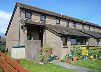 Thumbnail 2 bedroom semi-detached house for sale in Links Close, Silloth, Wigton