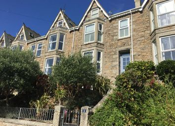 Thumbnail 4 bed terraced house for sale in Windsor Terrace, St. Ives