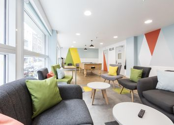Thumbnail Room to rent in Kirby Street, London