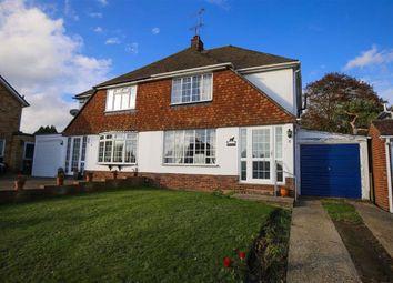 Thumbnail 3 bed semi-detached house for sale in Abbott Road, Borough Green, Sevenoaks