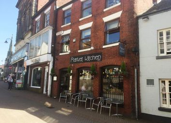 Thumbnail Restaurant/cafe for sale in Leek ST13, UK