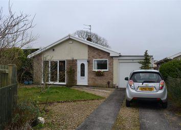 Thumbnail 3 bed detached bungalow for sale in Ffordd Bryngwyn, Garden Village, Swansea