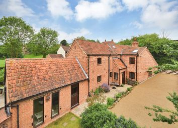 Thumbnail 3 bed barn conversion for sale in Kersall, Newark