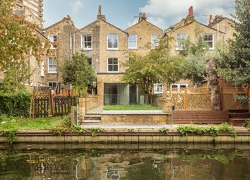 Thumbnail 4 bed terraced house for sale in Roman Road, London