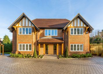 Thumbnail 5 bed detached house for sale in Quarry Road, Oxted