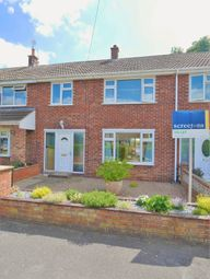 Thumbnail 3 bed terraced house to rent in Church Close, Laxton, Goole