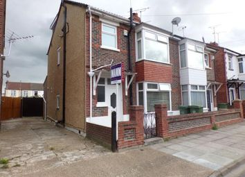 Thumbnail 4 bed semi-detached house for sale in Kenyon Road, Portsmouth