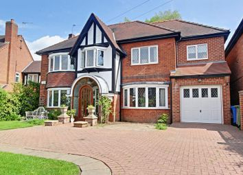 Thumbnail 4 bed detached house for sale in The Paddock, Cottingham