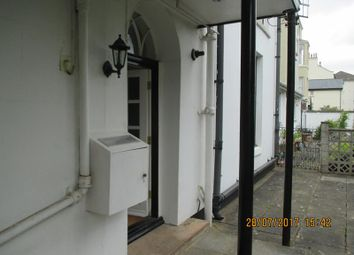 Thumbnail 2 bed flat to rent in The Garden Flat, 28 Worcester Road, Malvern, Worcestershire