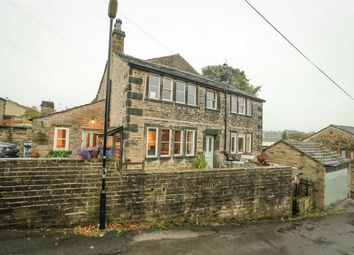 Thumbnail 4 bed detached house for sale in Whig Cottage, Outlane, Netherthong, Holmfirth