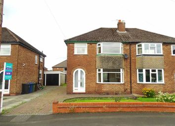 Thumbnail 3 bed semi-detached house to rent in Brook Close, Whitefield, Whitefield Manchester