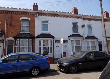 Thumbnail 3 bed terraced house for sale in Ernest Road, Sparkhill, Birmingham
