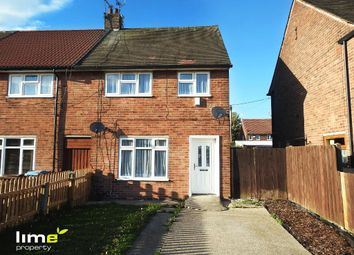 Thumbnail 3 bed end terrace house to rent in Chelmsford Close, Greatfield Estate, Hull