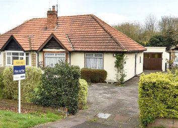 Thumbnail 2 bedroom semi-detached bungalow for sale in Sevenoaks Way, Orpington