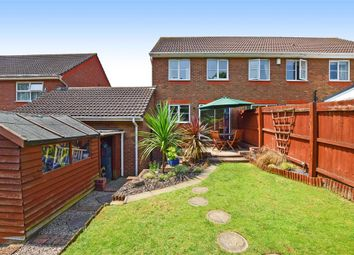 Thumbnail 3 bed end terrace house for sale in Chatfield Way, East Malling, West Malling, Kent