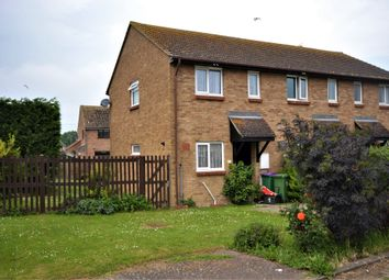 Thumbnail 2 bed end terrace house for sale in Carey Close, New Romney, Romney Marsh, Kent
