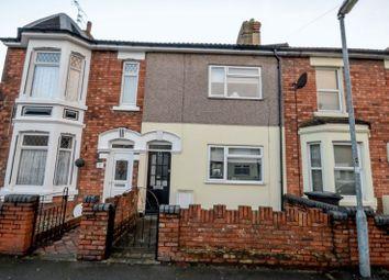 Thumbnail 3 bed terraced house for sale in Morrison Street, Swindon