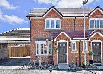 Thumbnail 3 bed semi-detached house for sale in Lavender Avenue, Minster On Sea, Sheerness, Kent