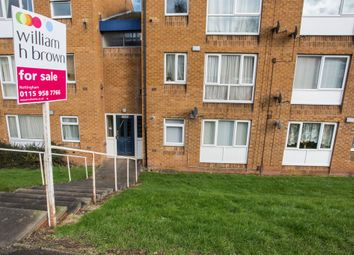 Thumbnail 1 bed flat for sale in Queens Avenue, Gedling, Nottingham