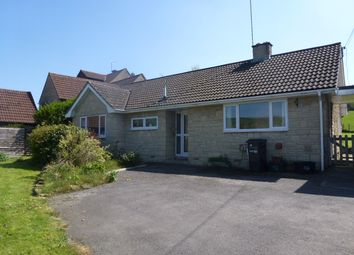 Thumbnail 3 bed detached bungalow to rent in Hardington Moor, Yeovil