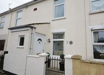 Thumbnail 2 bedroom terraced house to rent in Roman Road, Lowestoft