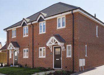 """Thumbnail 2 bedroom mews house for sale in """"Hawthorne"""" at Worthing Road, Southwater, Horsham"""